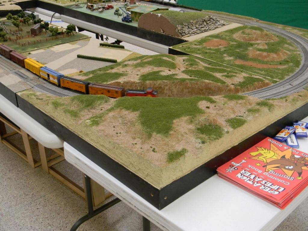 201101 - Texas Tech Museum-T-Trak-HO - T-TRAK Wiki