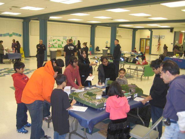 20121201 Lorton Station Elementary School Pta Health And Safety Fair T Trak Wiki
