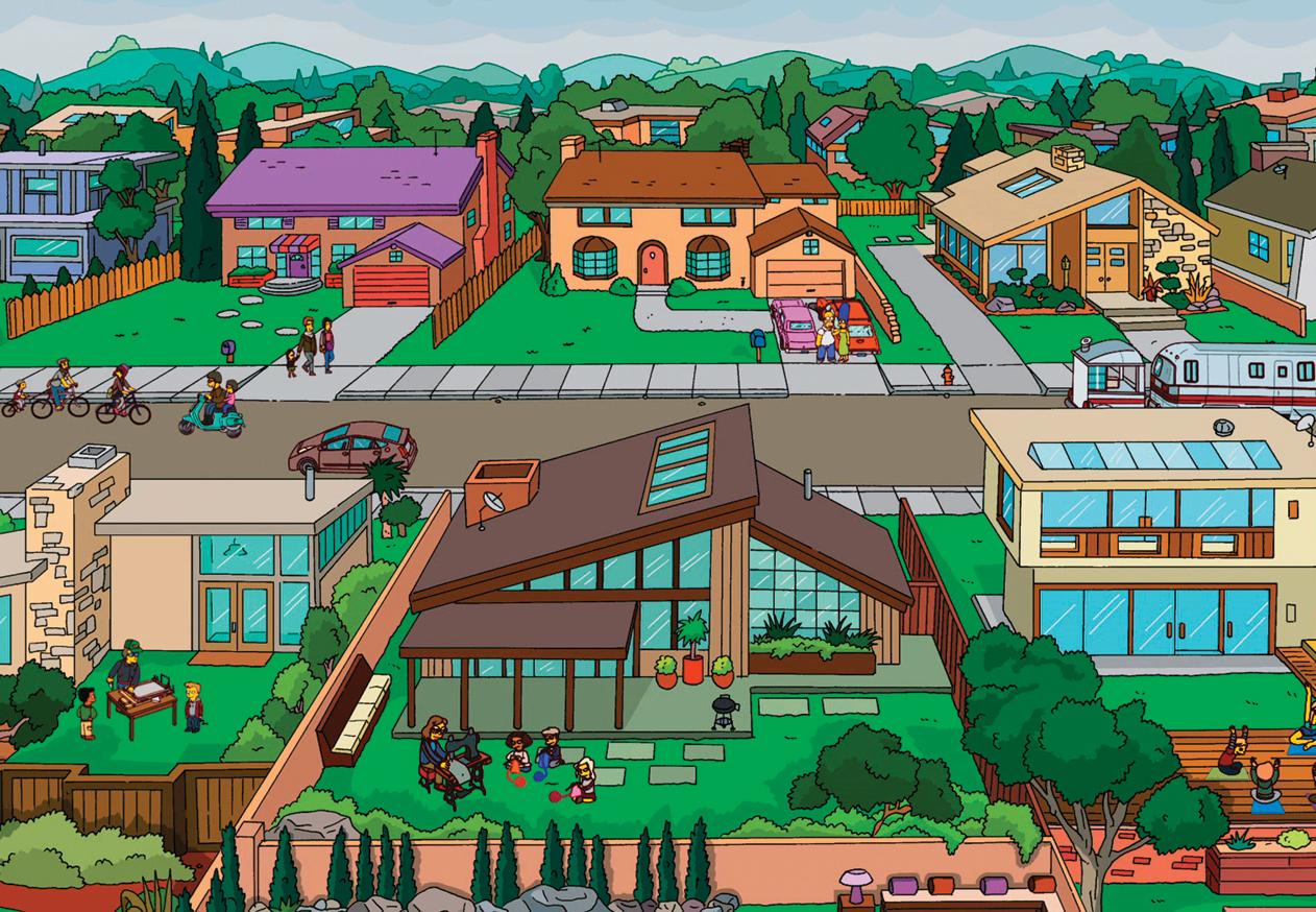 Evergreen Terrace T Trak Wiki